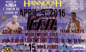 Colosseum Fighting Alliance 1