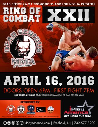 Ring of Combat AM 22