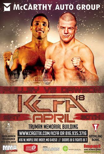 KC Fighting Alliance 18