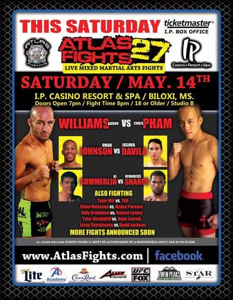 Atlas Fights 27