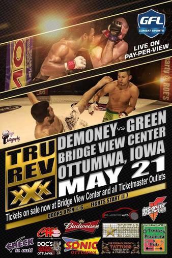 True Revelation MMA 30