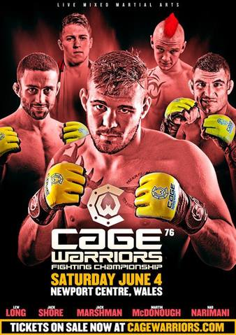 Cage Warriors 76