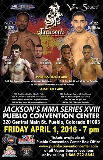 Jackson's MMA Series 18