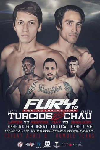 Fury FC 10