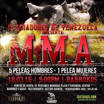 Gladiadores de Venezuela 8