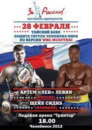 Chelyabinsk Martial Arts Festival 1
