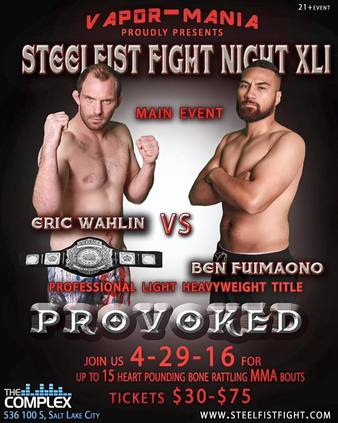 SteelFist Fight Night 41