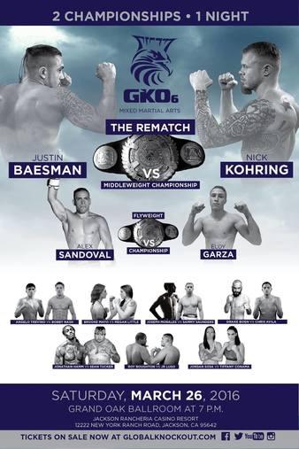 Global Knockout 6