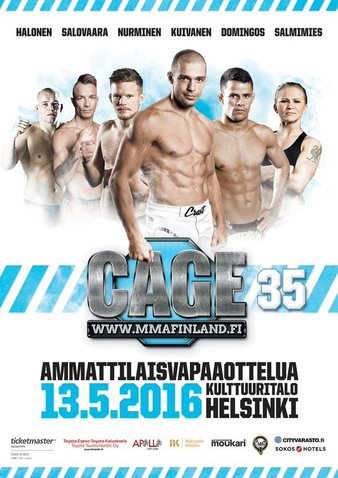 Cage 35