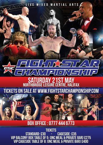 FightStar Championship 6