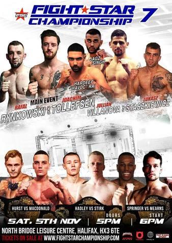 FightStar Championship 7