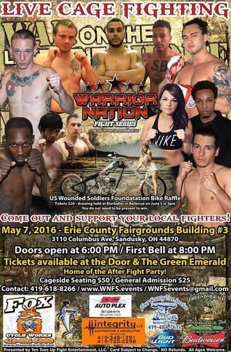 Warrior Nation Fight Series 39