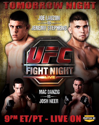UFC Fight Night 17