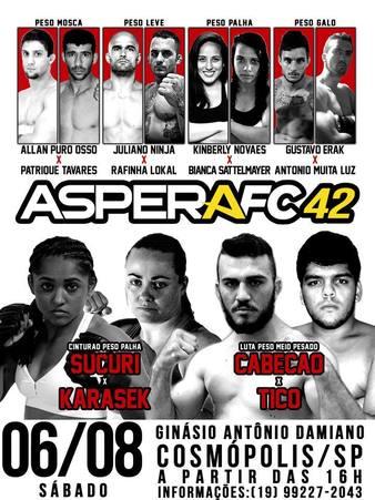 Aspera FC 42