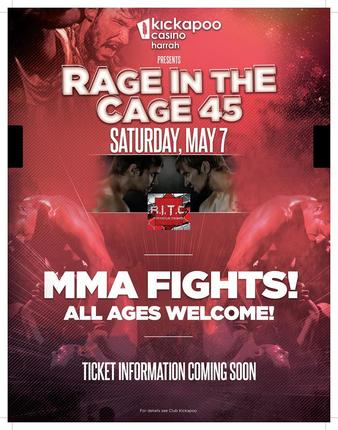 Rage in the Cage OKC 45