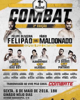 1° Round Combat 2