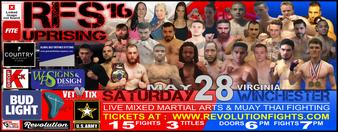 Revolution Fight Series 16