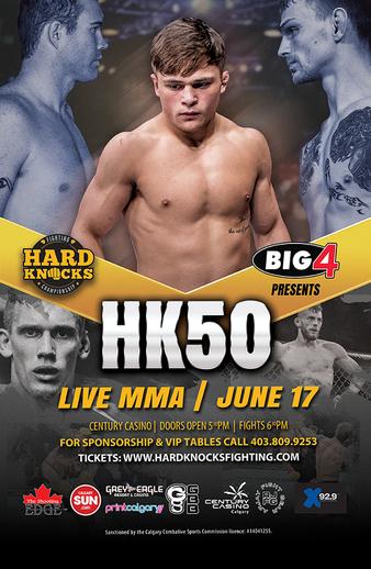 Hard Knocks 50
