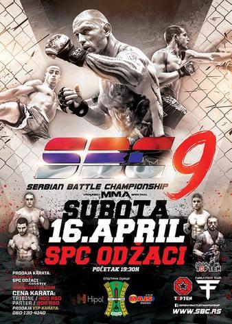 Serbian Battle Championship 9