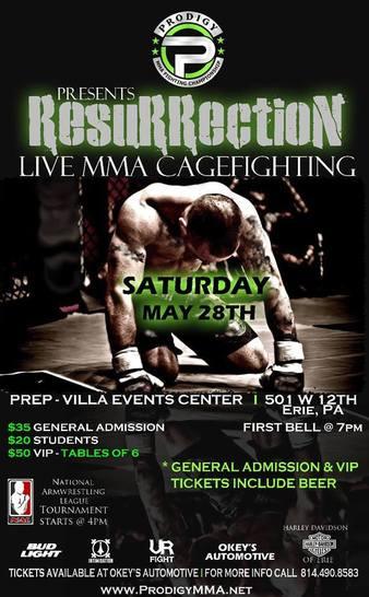 Prodigy MMA