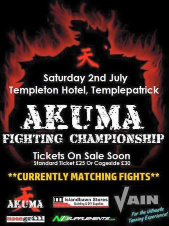 Akuma Fighting Championship 8