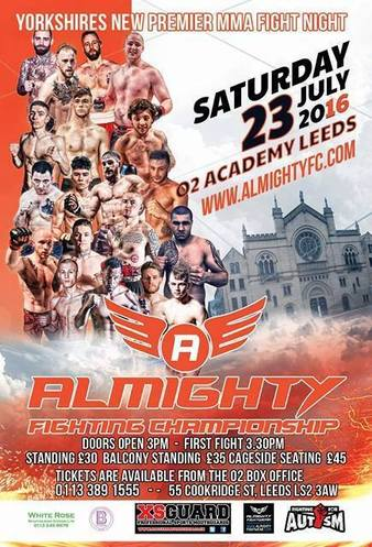 Almighty Fighting Championship 2
