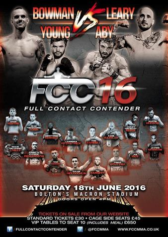 Full Contact Contender 16