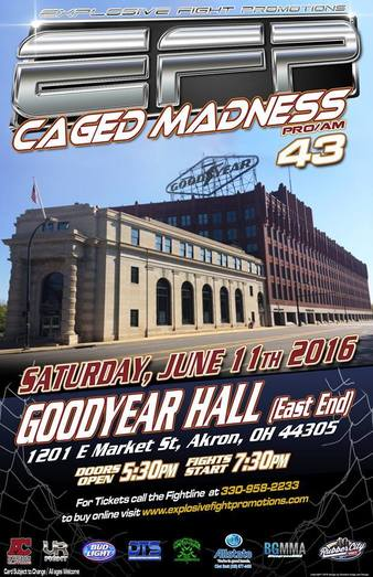 Caged Madness 43