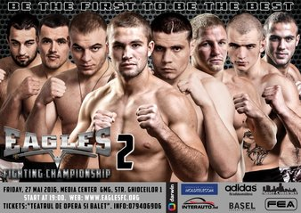 Eagles Fighting Championship 2