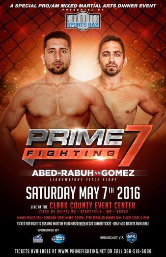 Prime Fighting 7