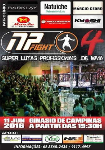 NP Fight 4