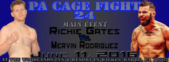 PA Cage Fight 24