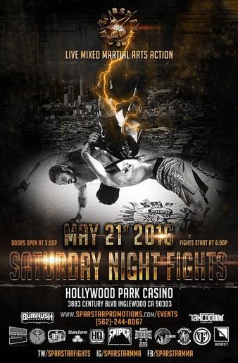Spar Star MMA