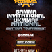 BAMMA / UKMMAF National Amateur Tournament