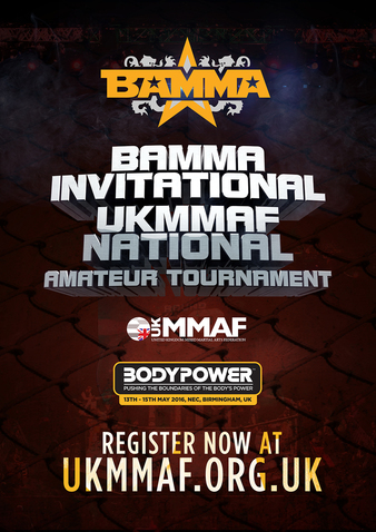 UKMMAF National Amateur Tournament