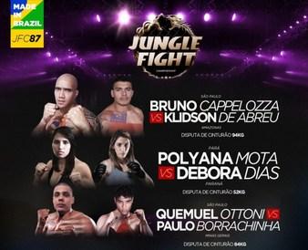 Jungle Fight 87