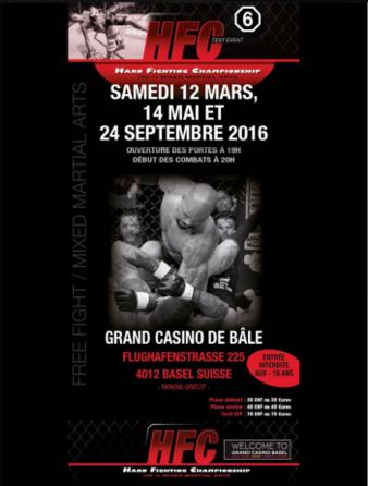 Hard Fighting Championship 6