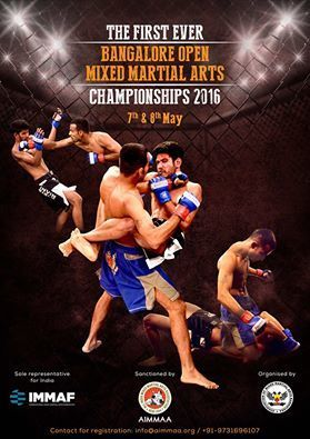 Bangalore Open MMA Championship 2016 | MMA Event | Tapology