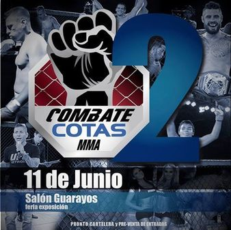 Combate Cotas MMA 2