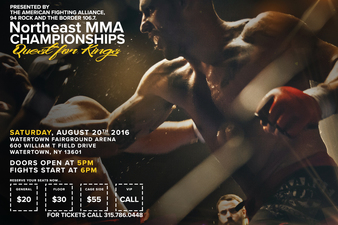 NE Amateur MMA Championship