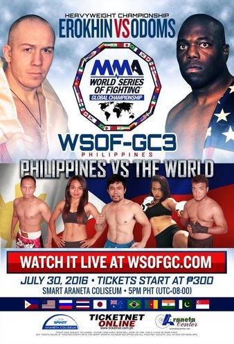 WSOF Global Championship 3