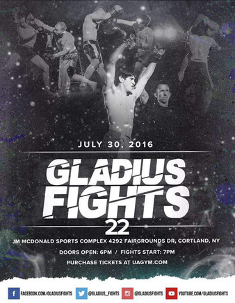 Gladius Fights 22
