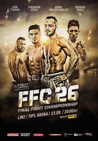 Final Fight Championship 26