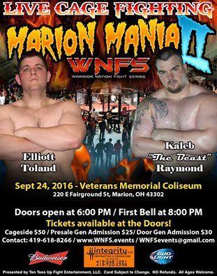 Warrior Nation Fight Series 41