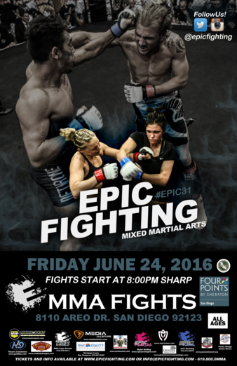Epic Fighting 31