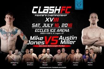 The Clash MMA 18