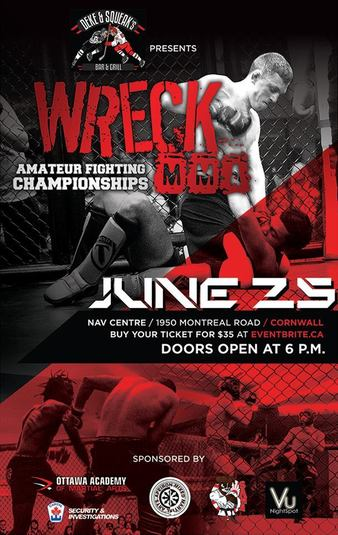 Wreck Amateur Fighting Championships