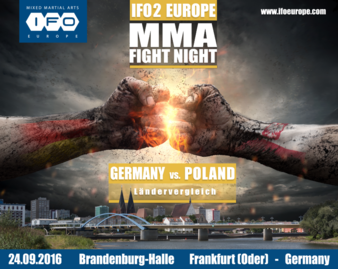 IFO2 Europe: Germany vs  Poland | MMA Event | Tapology