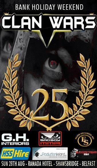 Clan Wars 25