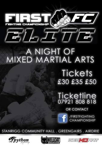 First Fighting Championship